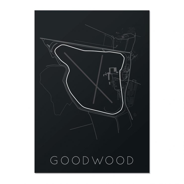 Goodwood Track Map