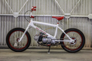 Honda CT90 BMW Bike