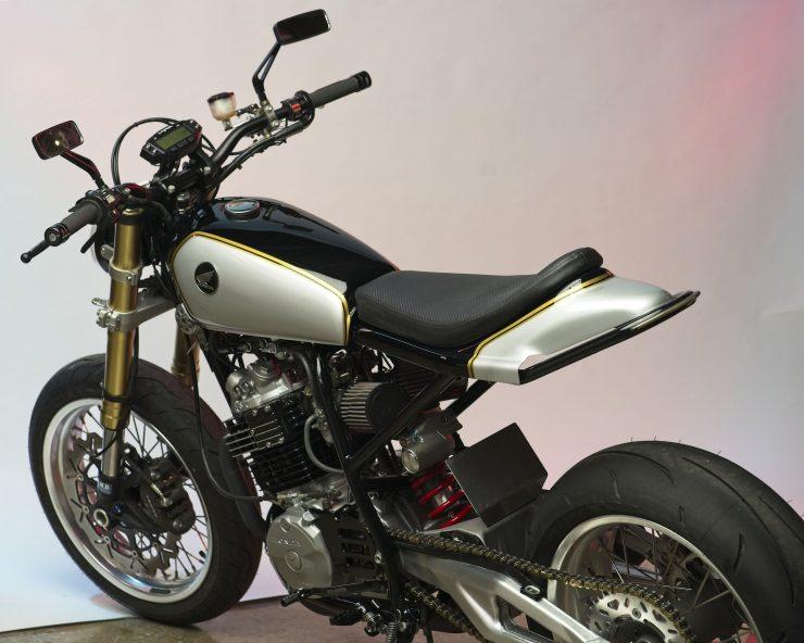 Honda XL600R Street Tracker 11