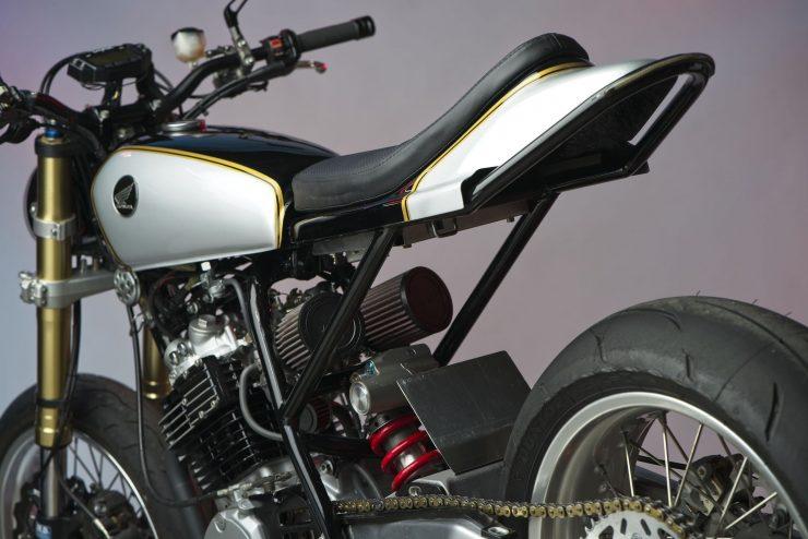 Honda XL600R Street Tracker 13