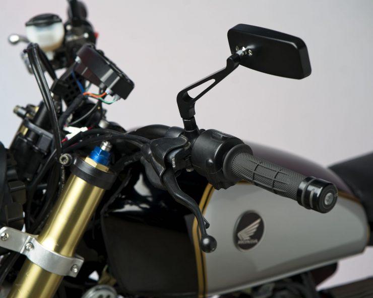 Honda XL600R Street Tracker 15