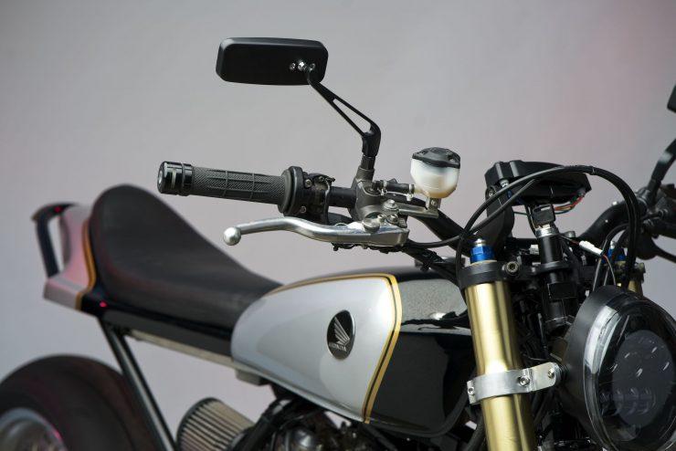 Honda XL600R Street Tracker 19