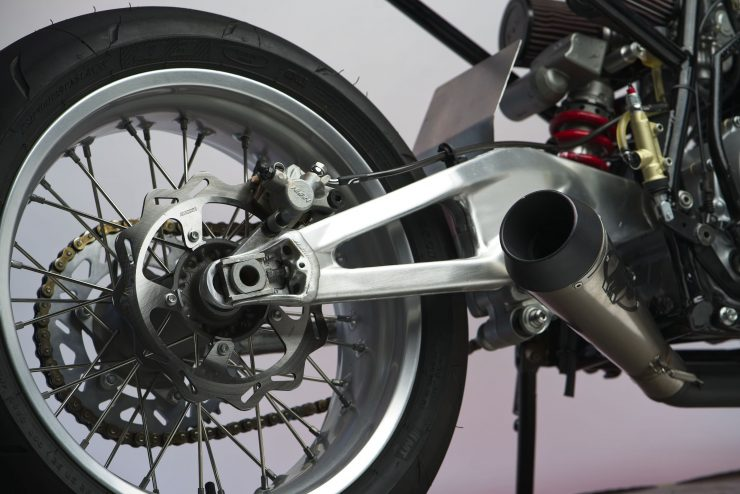 Honda XL600R Street Tracker 4