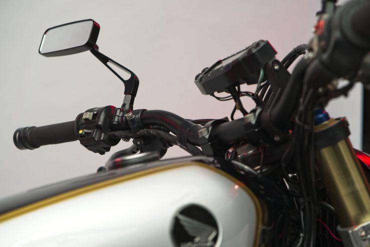 Honda XL600R Street Tracker 5