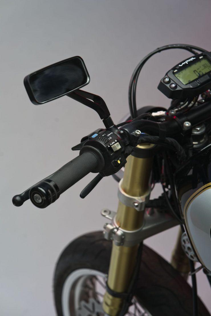 Honda XL600R Street Tracker 7