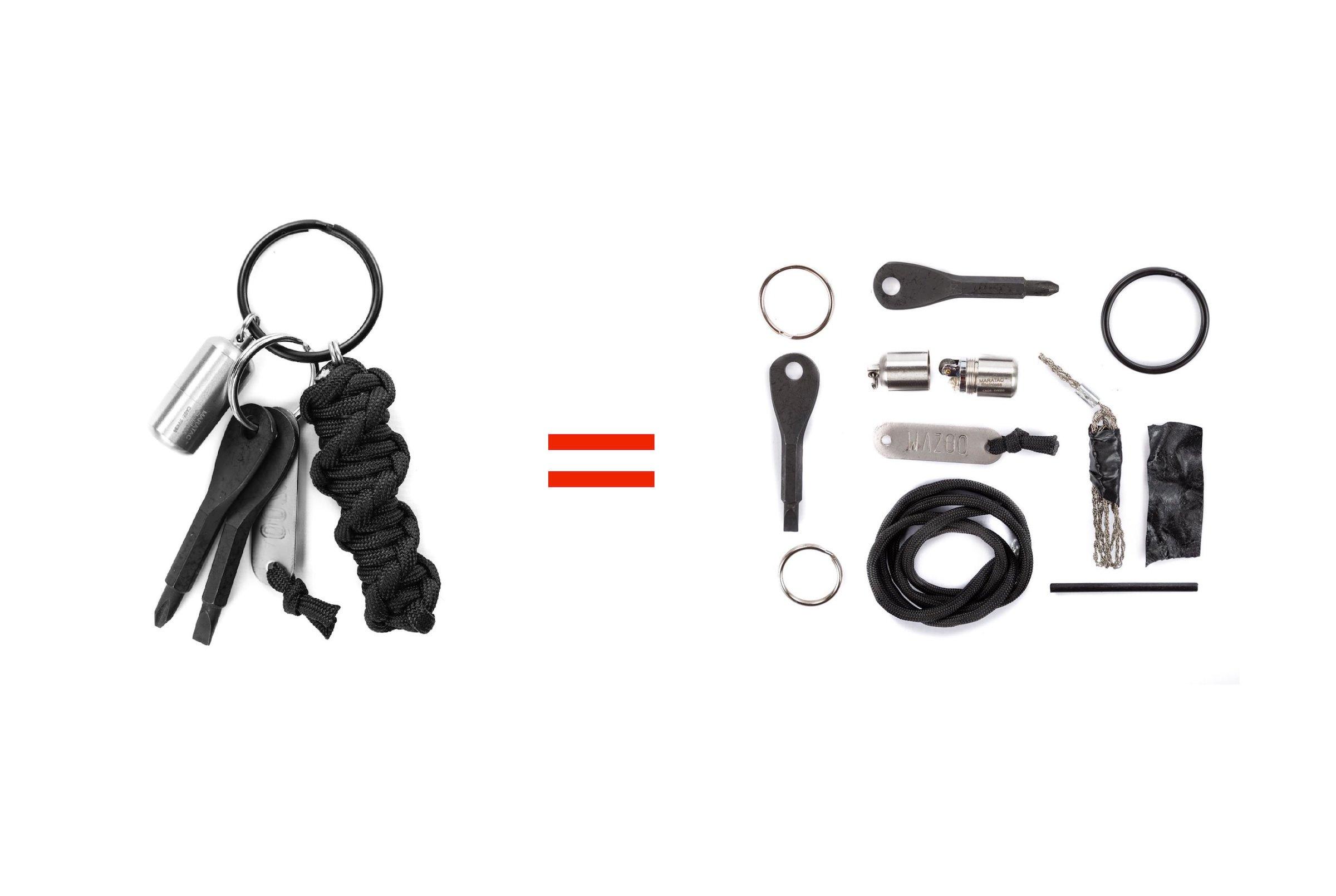 Huckberry Essential EDC Kit