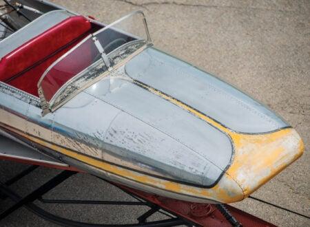 Ice Speedster Snow Plane Nose