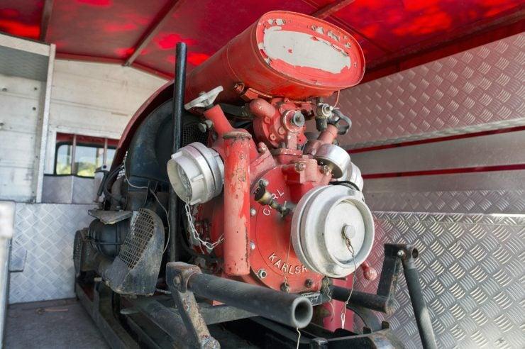 Mercedes-Benz Unimog Firetruck 2