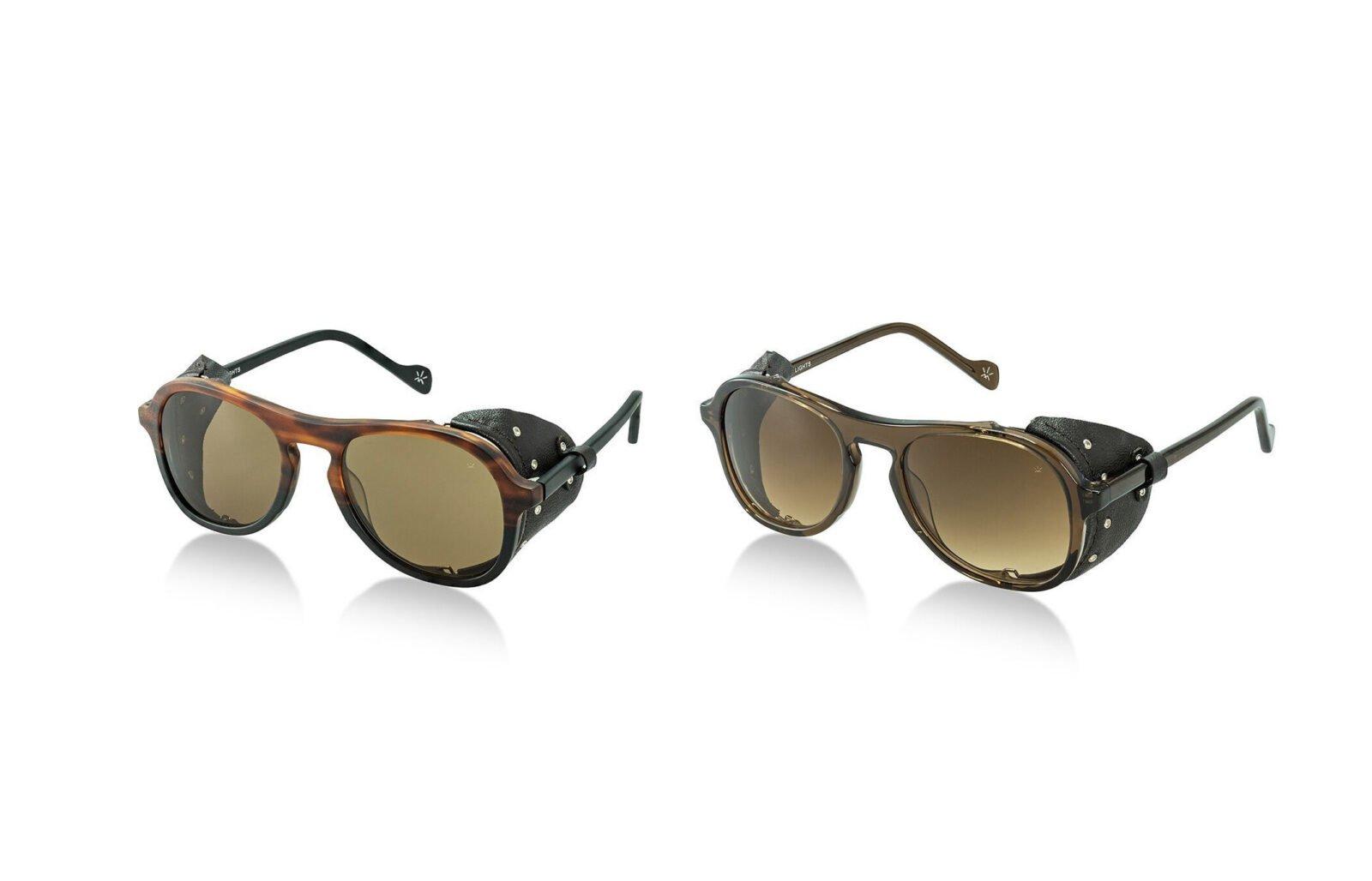 Northern Lights Optic NL 24 Sunglasses Brown Main 1600x1028 - Northern Lights Optic NL 24 Sunglasses