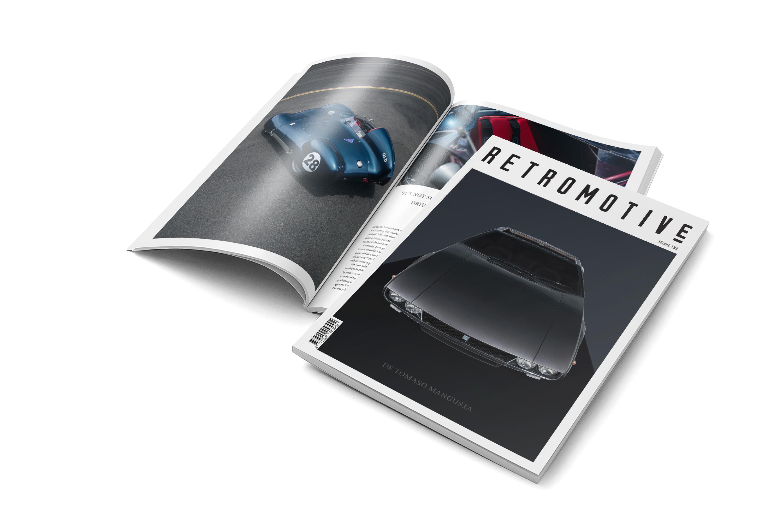 Retromotive Magazine Cover