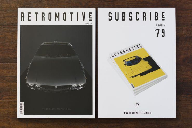 Retromotive Magazine Covers