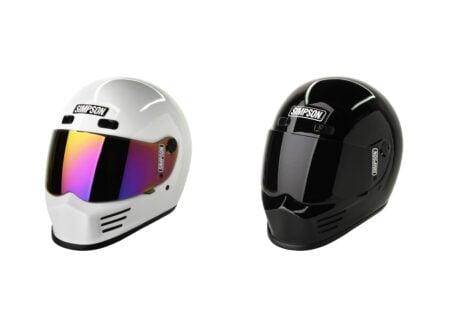 Simpson Street Bandit Helmet