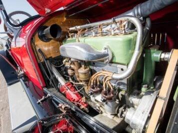 Stutz Series K Bearcat Engine