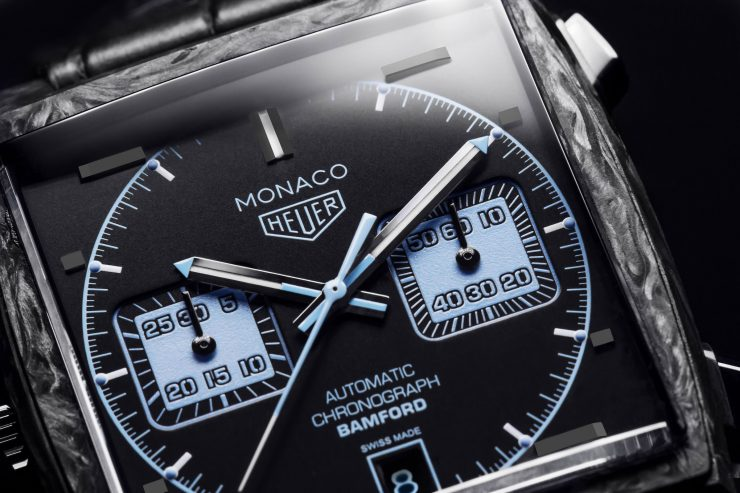 TAG Heuer Monaco Bamford 2