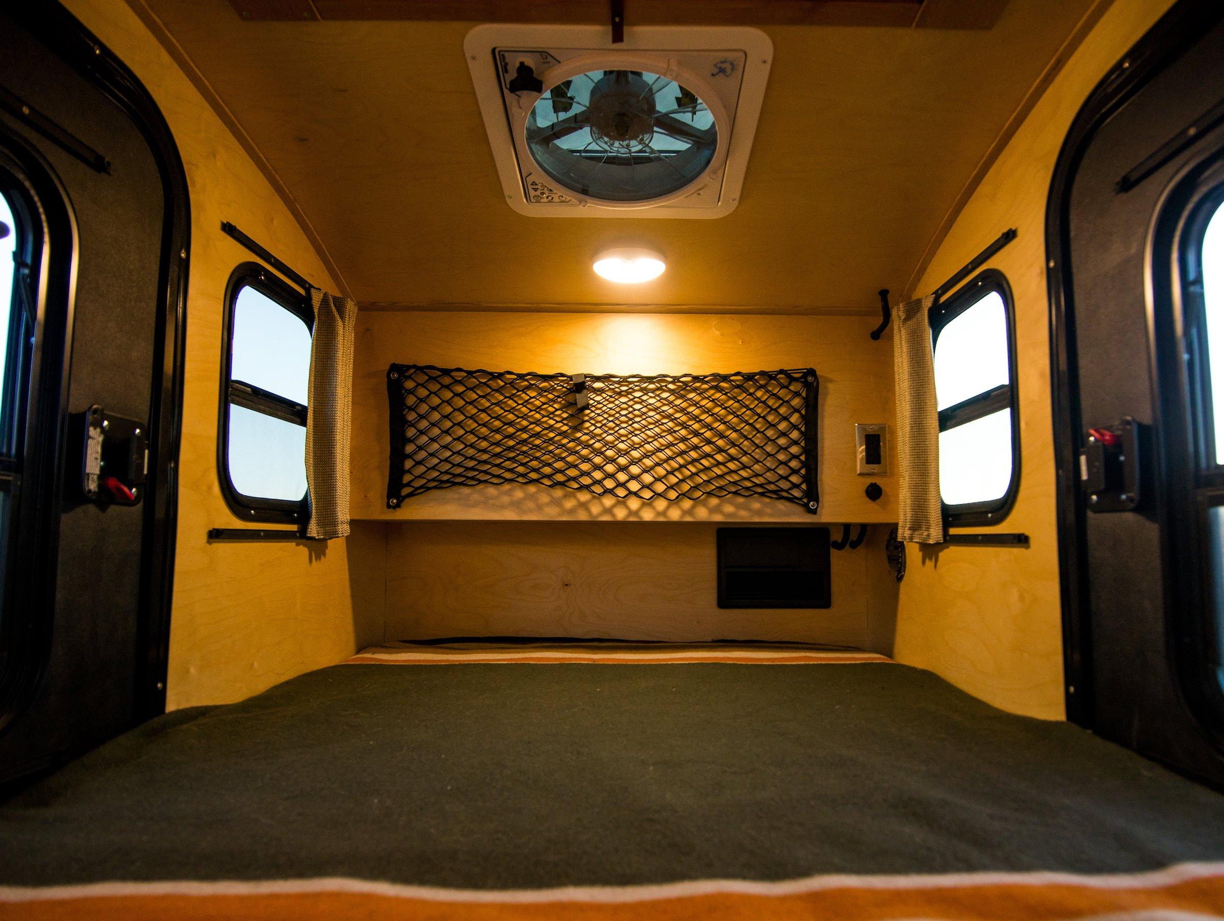 Timberleaf Pika Teardrop Camper Trailer 11 750 Usd