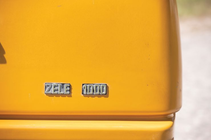 Zagato Zele 1000 Badge 1