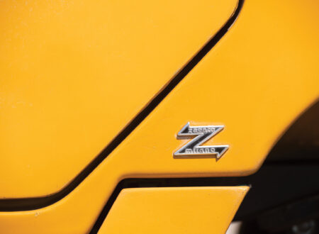 Zagato Zele 1000 Badge