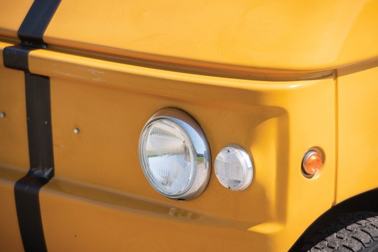 Zagato Zele 1000 Headlight