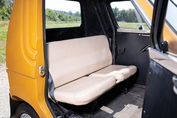 Zagato Zele 1000 Seats