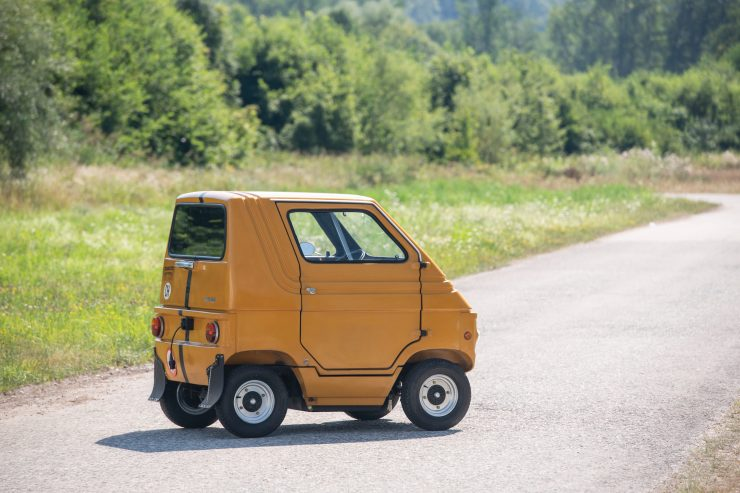 Zagato Zele 1000 Side