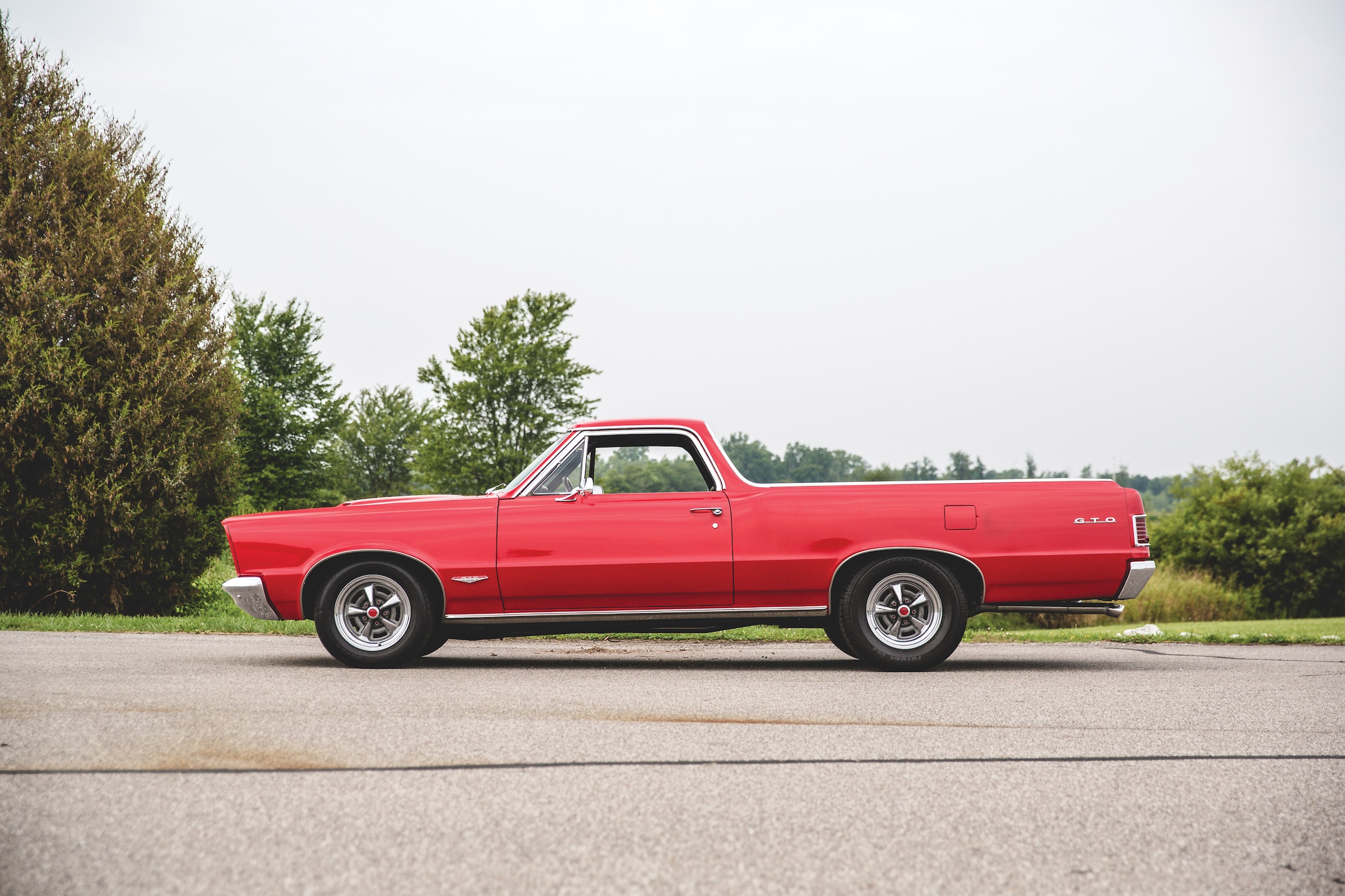 The Only One In The World - A Pontiac GTO Chief Camino