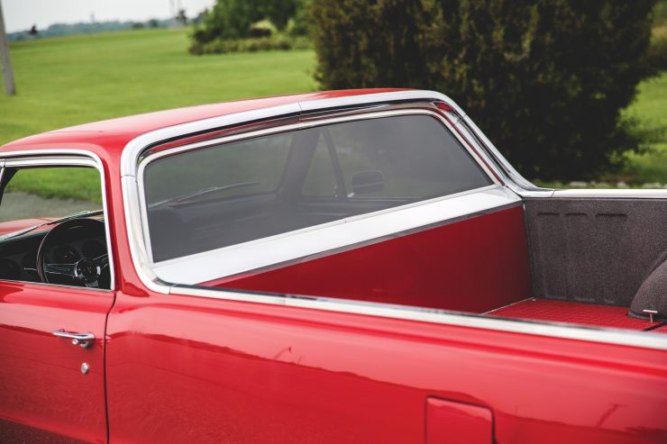 Pontiac GTO Chief Camino Tray Back