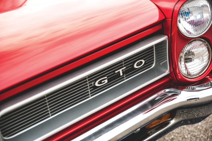 Pontiac GTO Chief Camino Grille