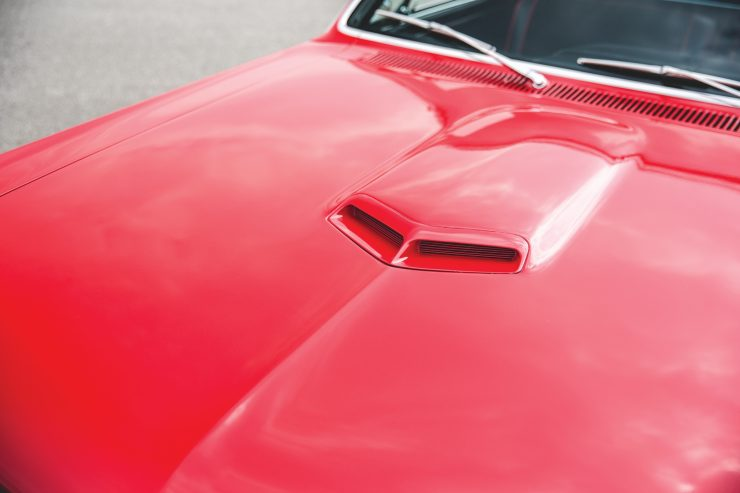 Pontiac GTO Chief Camino Hood Scoop