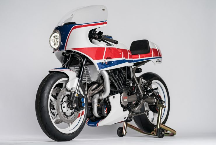 Yamaha Turbo Maximus Motorcycle