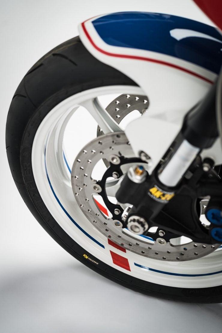 Yamaha Turbo Maximus Motorcycle Front Brake