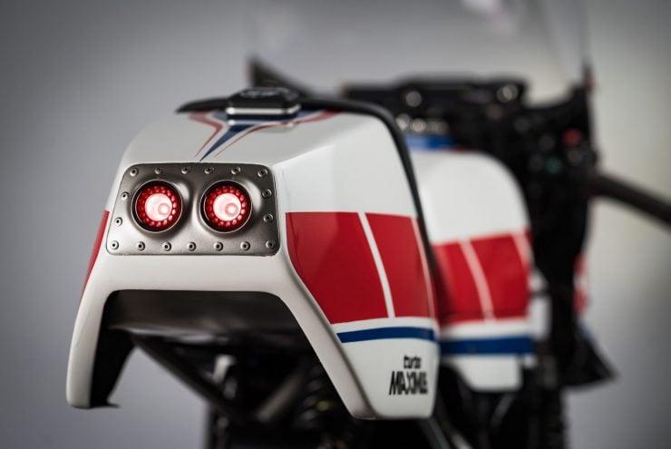 Yamaha Turbo Maximus Motorcycle Brake Light