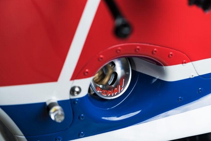 Yamaha Turbo Maximus Motorcycle Intake