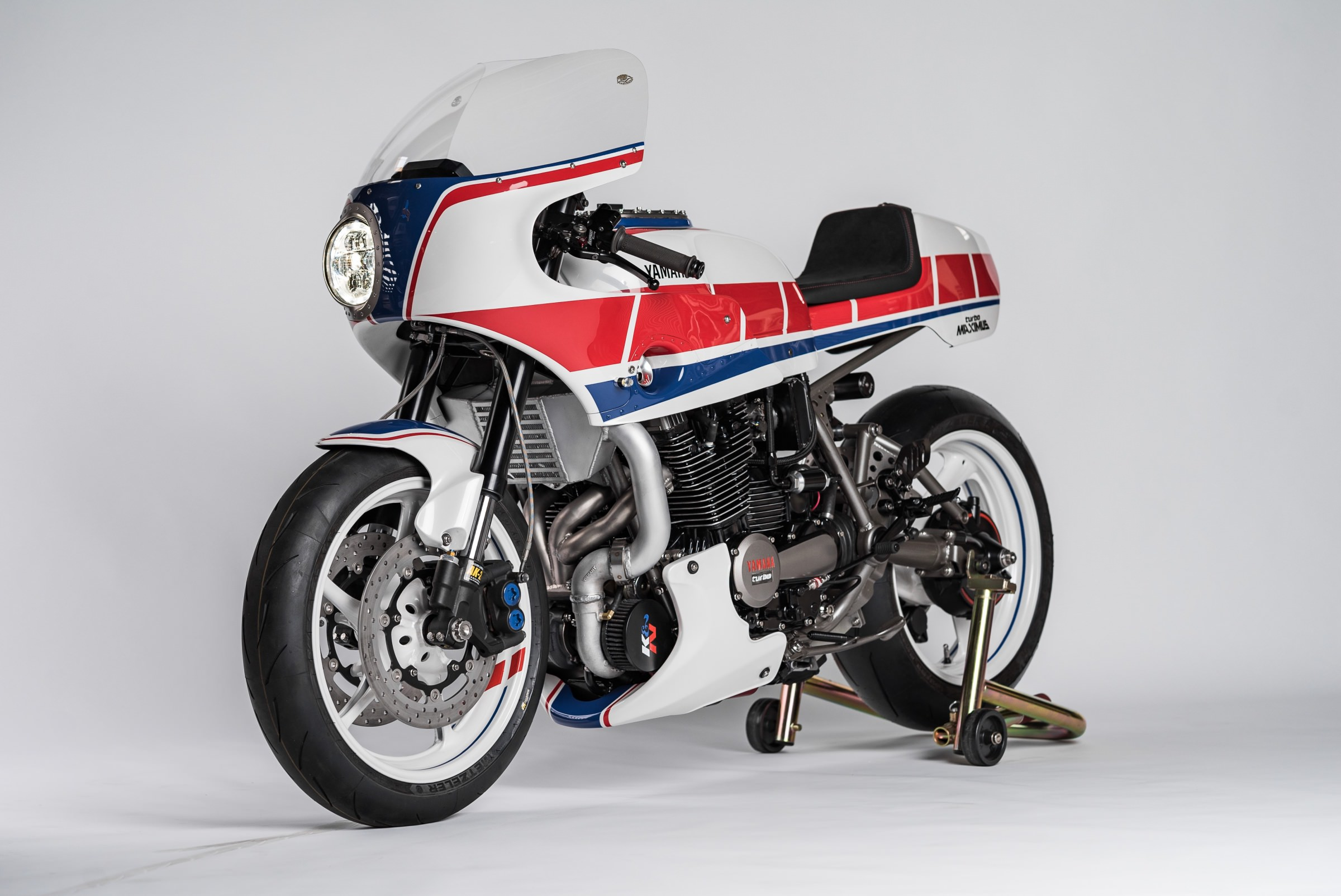 The Turbo Maximus - A 200 hp Turbocharged Yamaha by Derek Kimes