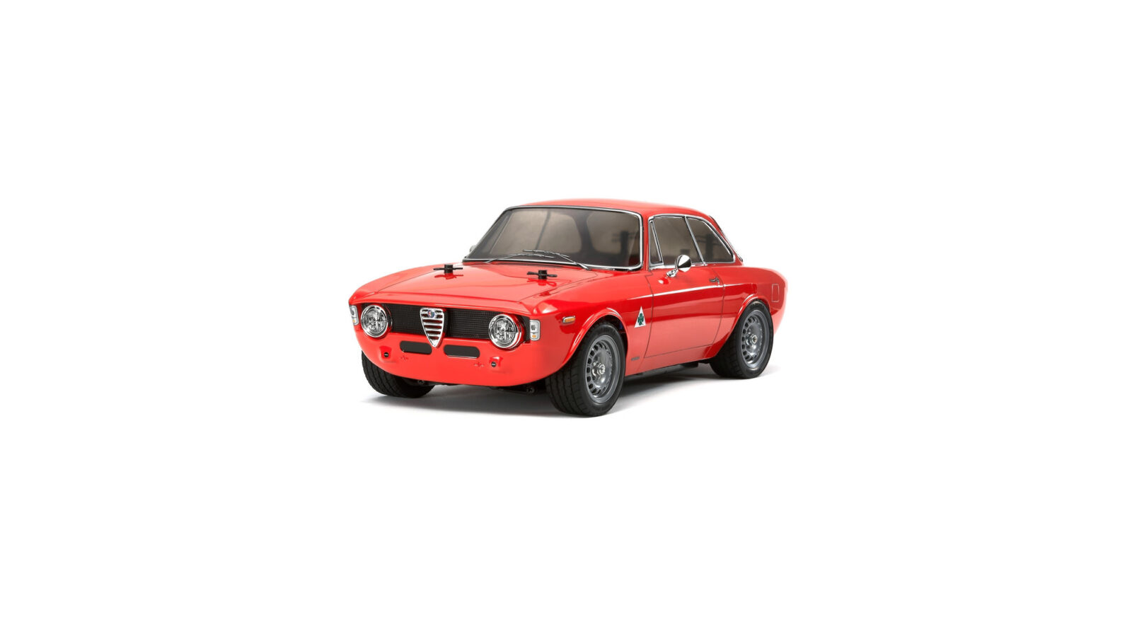 1-10 Scale Alfa Romeo Giulia Sprint GTA RC Car By Tamiya