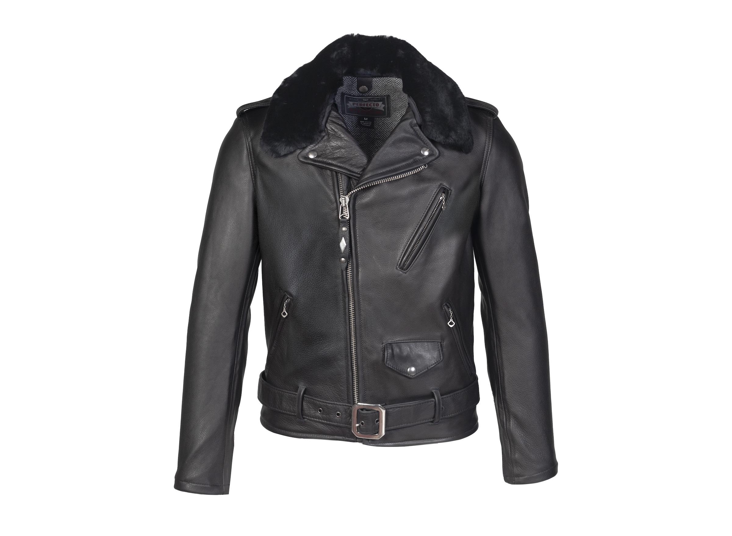 90th Anniversary Schott Perfecto Jacket