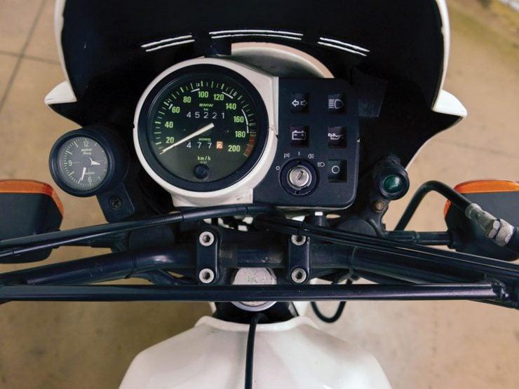 BMW R80GS Basic motorcycle