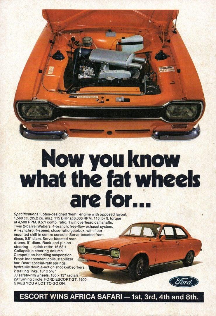 Ford Escort 1600 GT