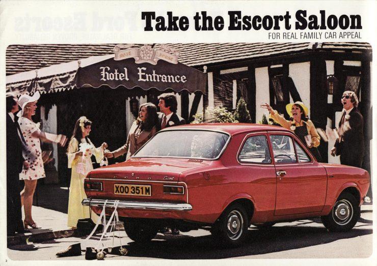 Ford Escort Mk 1 saloon