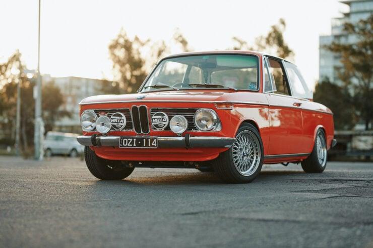 BMW 2002 Custom