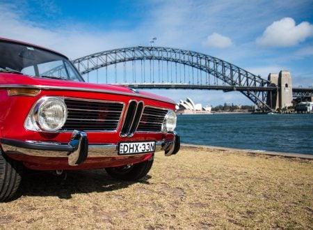 BMW 2002 History