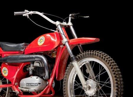 Bultaco Pursang Front