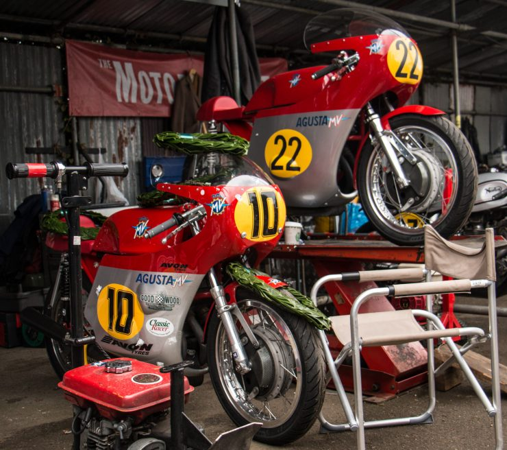 Goodwood Revival MV Agusta
