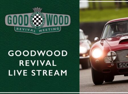 Goodwood Revival Free Live Stream 2018