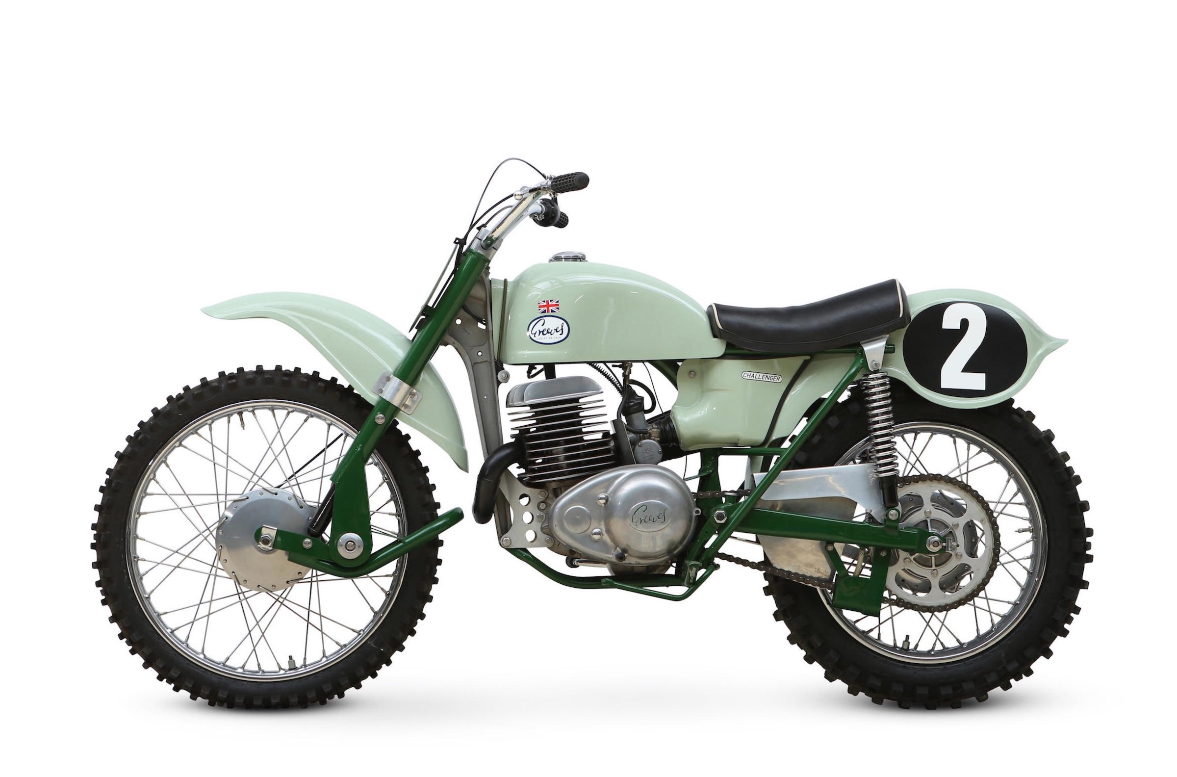 The Greeves Challenger The Unusual World Beating Two Stroke
