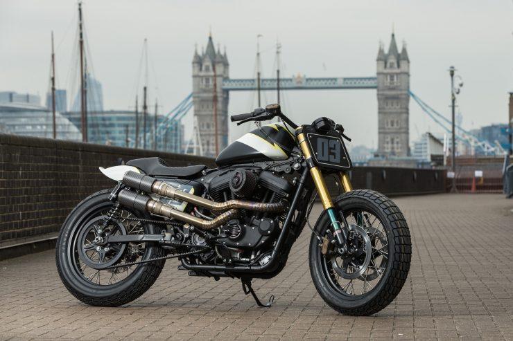 Harley-Davidson Flat Street Tracker 1