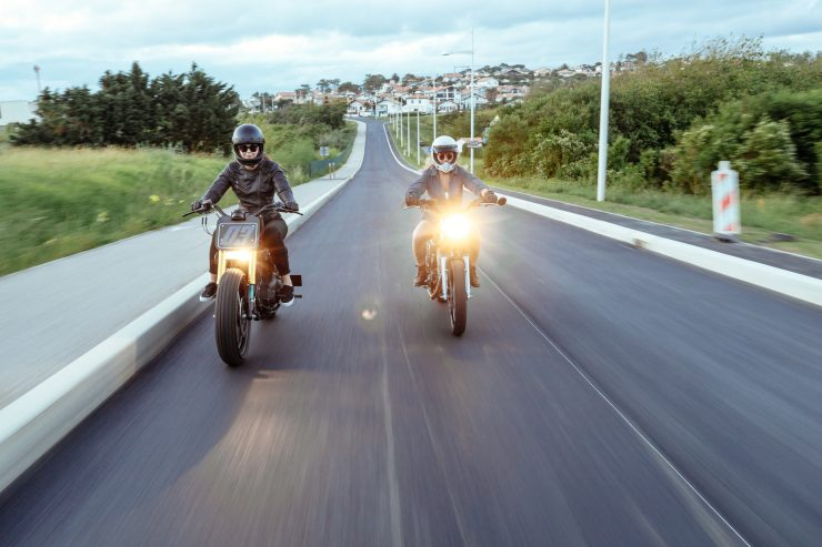 Harley-Davidson Flat Street Tracker 10
