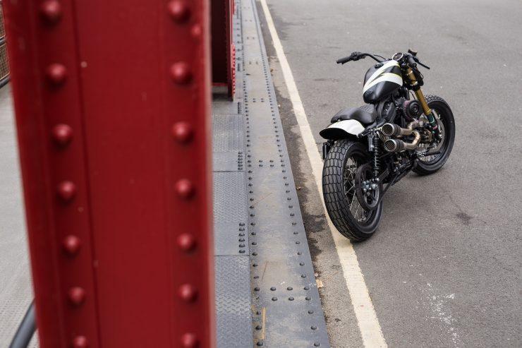 Harley-Davidson Flat Street Tracker 4