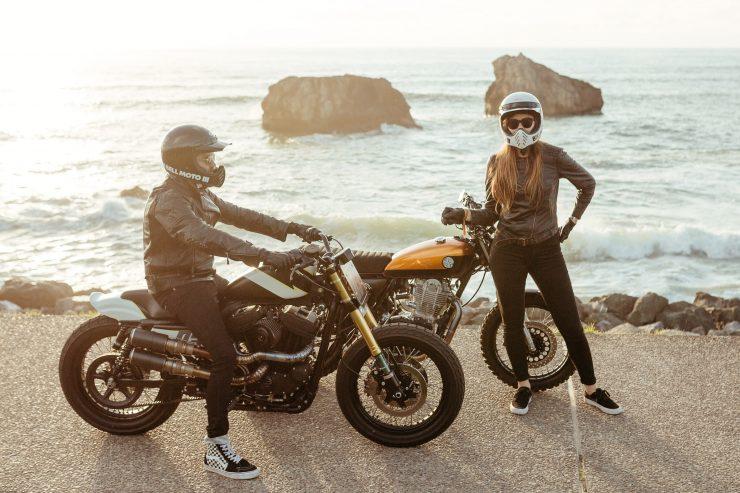 Harley-Davidson Flat Street Tracker 7