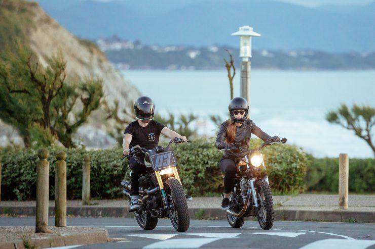 Harley-Davidson Flat Street Tracker 9