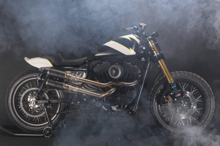 Harley-Davidson Flat Street Tracker Main